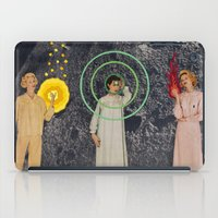 sisters iPad Cases featuring Sisters by Canson City