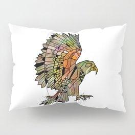 Kea New Zealand Bird Pillow Sham