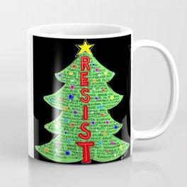 CDC Resist Tree Coffee Mug