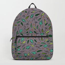 Inspired by falling leaves Backpack