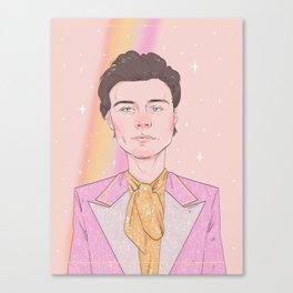 H Canvas Print