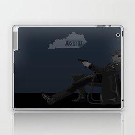 Justified - Gunslinger Laptop & iPad Skin