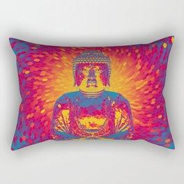 Crystal Buddha Rectangular Pillow