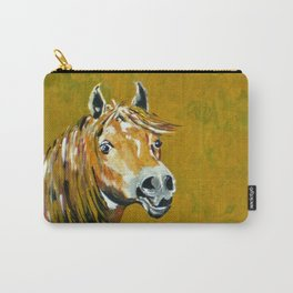 Peruvian Paso Horses Carry-All Pouch