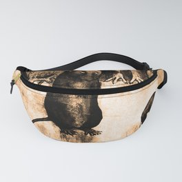 Alice and the animals Fanny Pack
