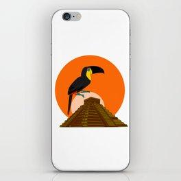 Maya dream iPhone Skin
