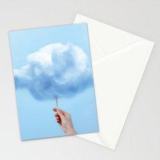 RAINY COTTON CLOUD Stationery Cards