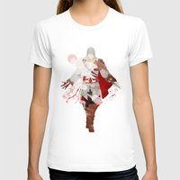 assassins creed T-shirts featuring Assassins Creed: Ezio Auditore da Firenze by Nissie