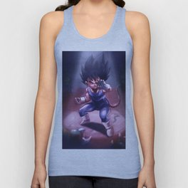 Training with the Prince Unisex Tank Top