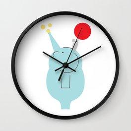 Big and Small Wall Clock