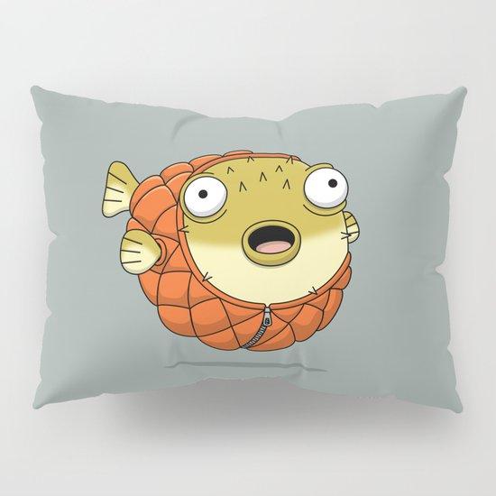 Puffer fish Pillow Sham