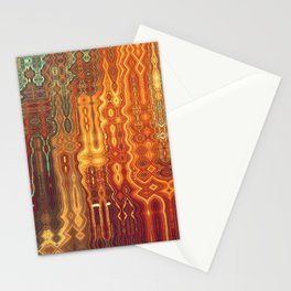 Distortions Stationery Cards