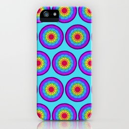 Layers of Rainbows 1 iPhone Case
