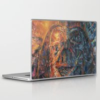 vader Laptop & iPad Skins featuring Vader by artofJPH