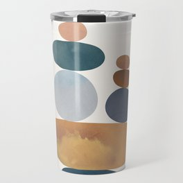 Balancing Stones 31 Travel Mug