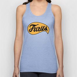 Baseball Furies PATCH Unisex Tank Top