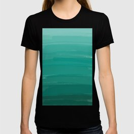 Sea Foam Dream Ombre T-shirt