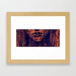 Habitat Elastic  Framed Art Print