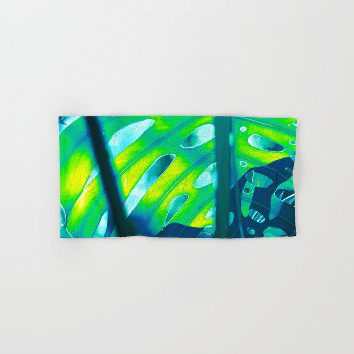 Tropical Exuberance III Hand & Bath Towel