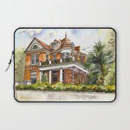 Stately Manor House Laptop Sleeve
