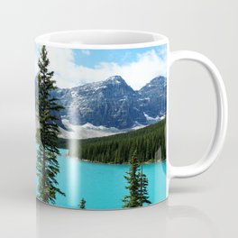 Moraine Lake, Canada Coffee Mug
