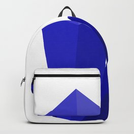 Beautiful Blue Gems Backpack