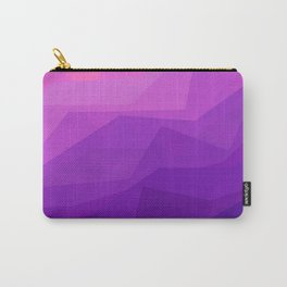 Stratum 3 Purple Carry-All Pouch