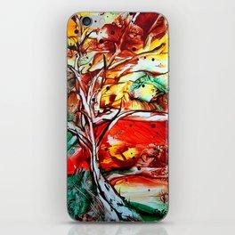 GoldenOctober iPhone Skin