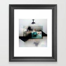 another after Framed Art Print