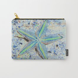 Starfish Abstract Carry-All Pouch