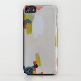 Abstract Painting iPhone Case