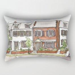 ROWhouse Rectangular Pillow