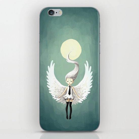 Angel 2 iPhone & iPod Skin