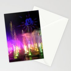 World Of Color 1 Stationery Cards