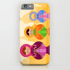 Matrioskas 2 (Russian dolls 2) iPhone 6s Slim Case