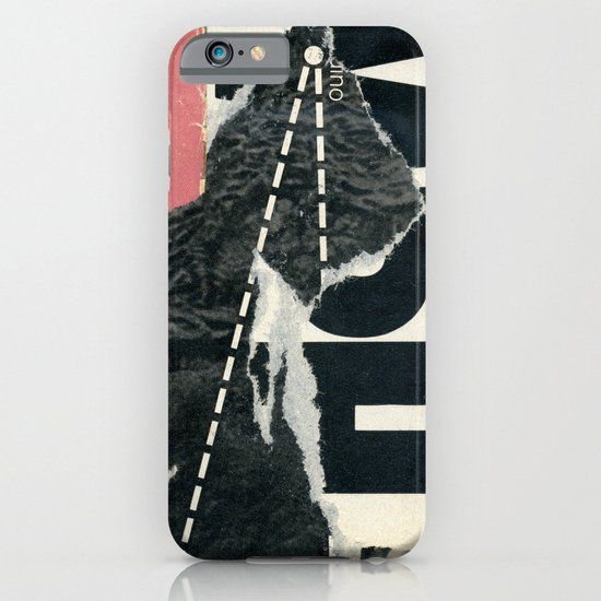 round trip iPhone & iPod Case