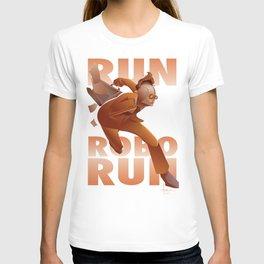 RUN ROBO RUN T-shirt