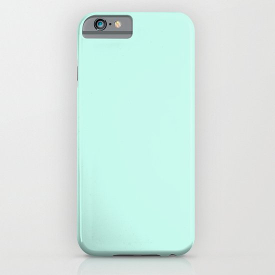 Sea Green iPhone & iPod Case