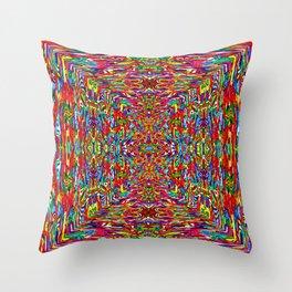 Pattern-348 Throw Pillow