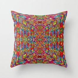Pattern-348 Throw Pillow