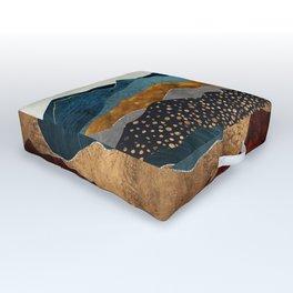 Amber Dusk Outdoor Floor Cushion