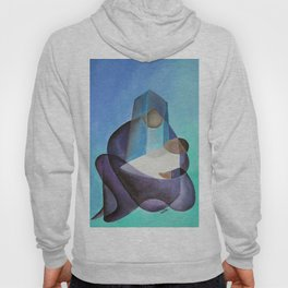 Mary and The Baby Messiah Hoody