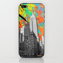 Urban Jungle iPhone Skin