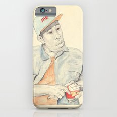 Tyler with an apple iPhone 6 Slim Case