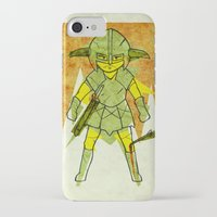 skyrim iPhone & iPod Cases featuring Dragonborn by Studio Acramill