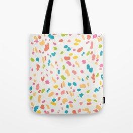 Colorful Animal Print Tote Bag