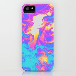 BREAK MY NOSE iPhone Case