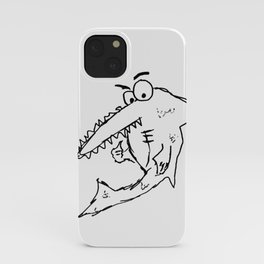 Sea Saw iPhone Case