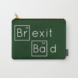 Brexit Bad - Funny T-shirt Carry-All Pouch