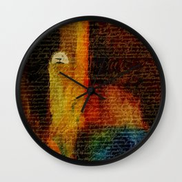 The rediscovered nest Wall Clock